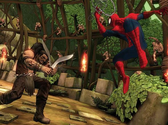 Spider-Man: Shattered Dimensions скачать торрент бесплатно наSpider-Man: S